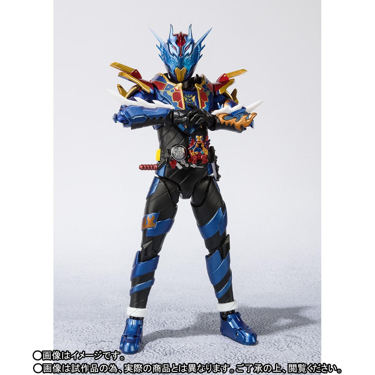 S.H.フィギュアーツ『仮面ライダーグレートクローズ』可動フィギュア-002
