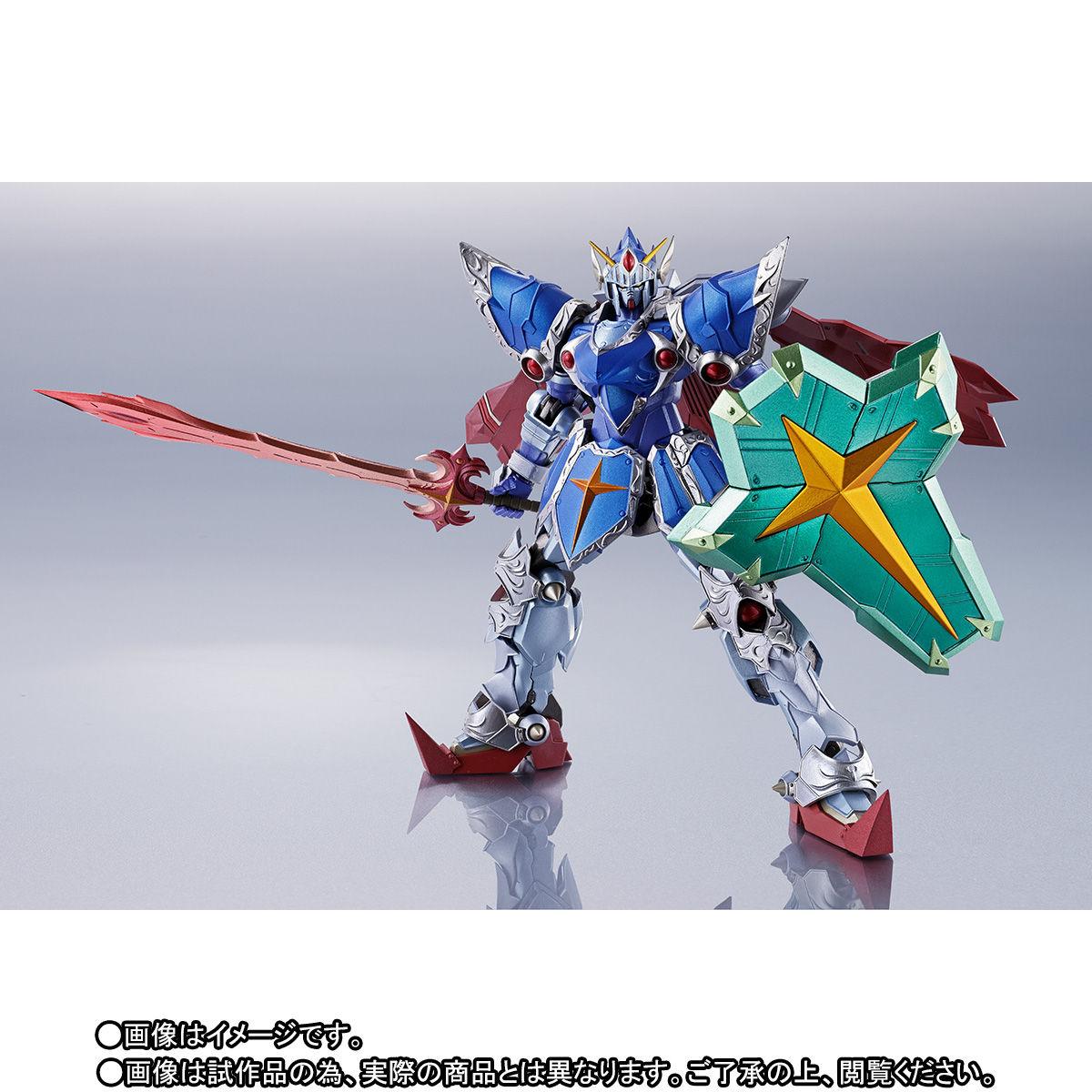 METAL ROBOT魂 〈SIDE MS〉『フルアーマー騎士ガンダム(リアルタイプver.)|SDガンダム外伝』可動フィギュア-002