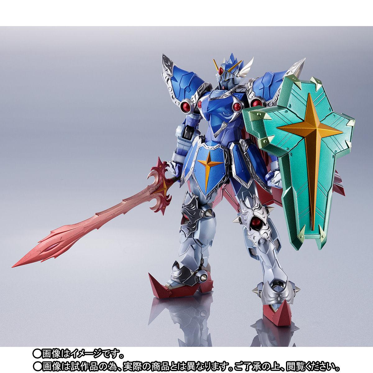 METAL ROBOT魂 〈SIDE MS〉『フルアーマー騎士ガンダム(リアルタイプver.)|SDガンダム外伝』可動フィギュア-003