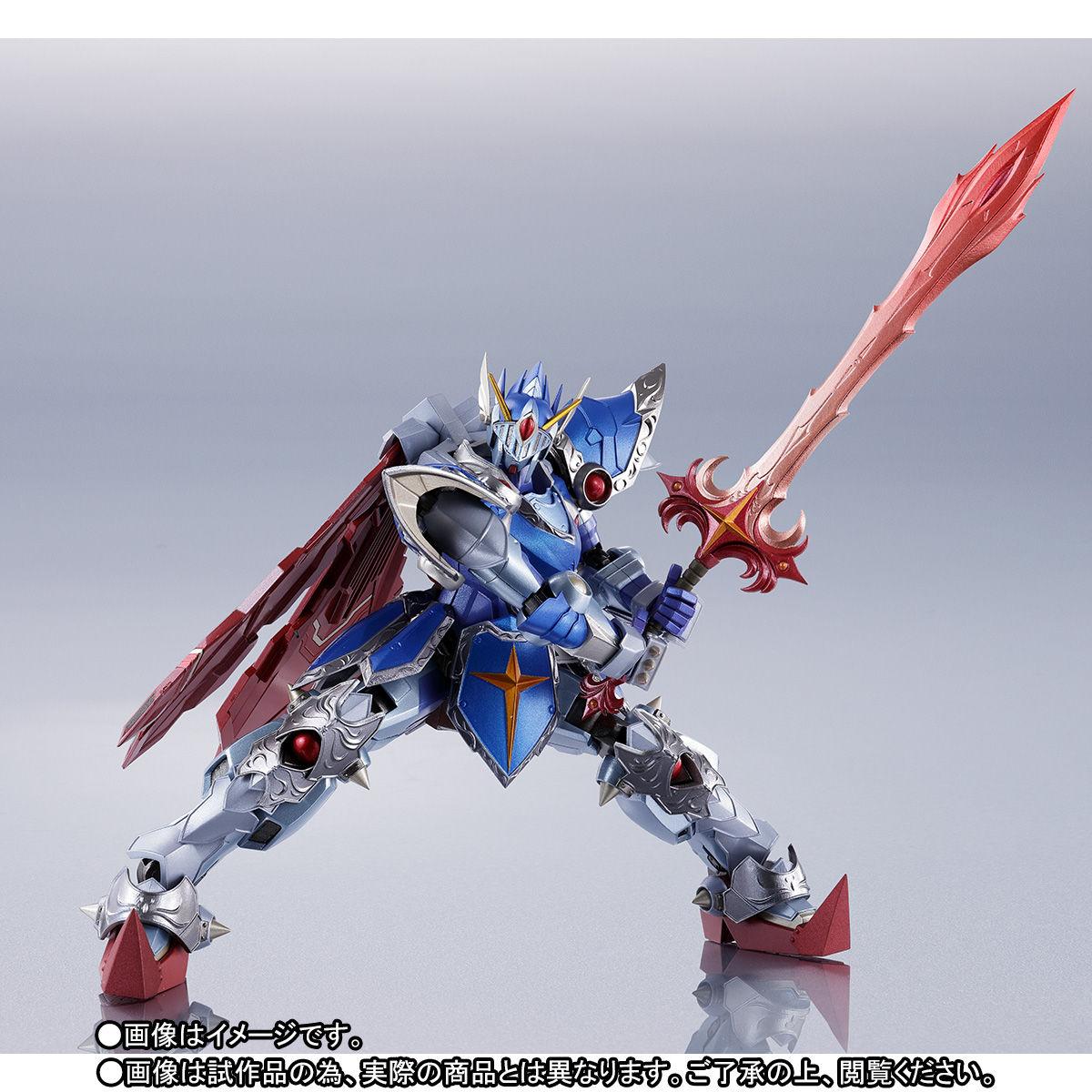 METAL ROBOT魂 〈SIDE MS〉『フルアーマー騎士ガンダム(リアルタイプver.)|SDガンダム外伝』可動フィギュア-007
