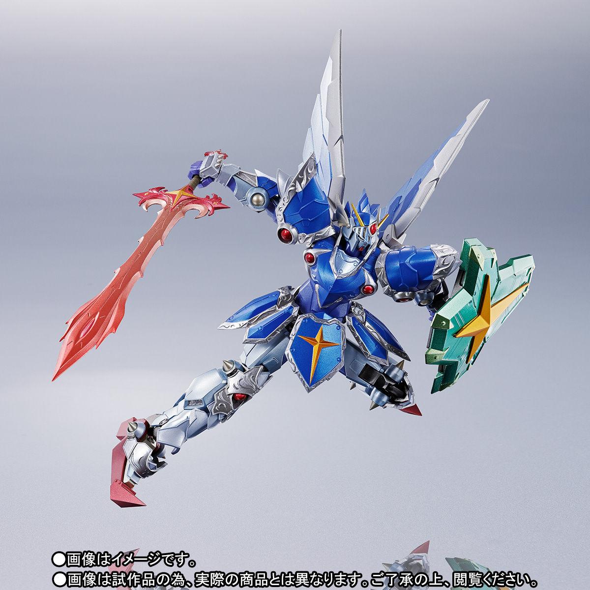 METAL ROBOT魂〈SIDE MS〉『フルアーマー騎士ガンダム(リアルタイプver.)|SDガンダム外伝』可動フィギュア-010