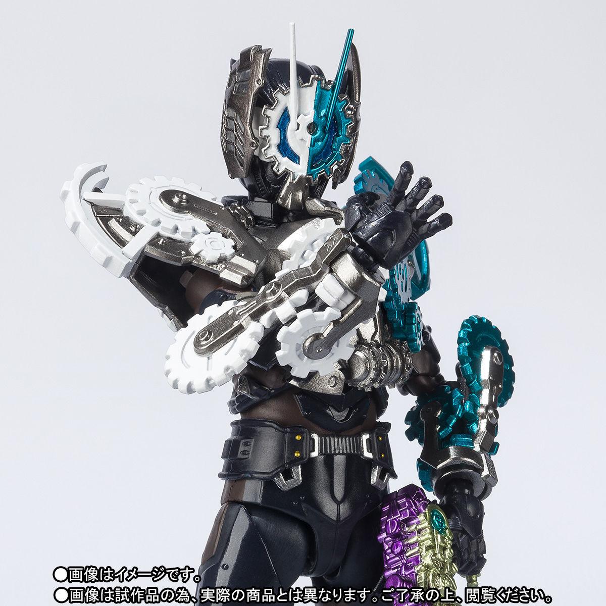 S.H.フィギュアーツ『ヘルブロス|仮面ライダービルド』可動フィギュア-001