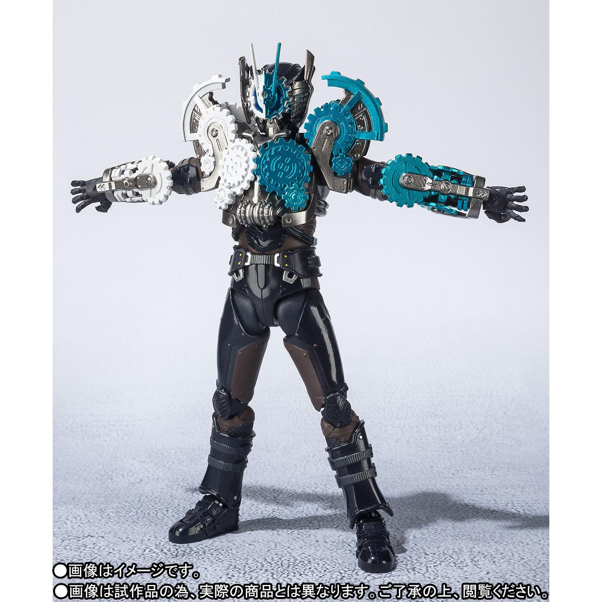 S.H.フィギュアーツ『ヘルブロス|仮面ライダービルド』可動フィギュア-004