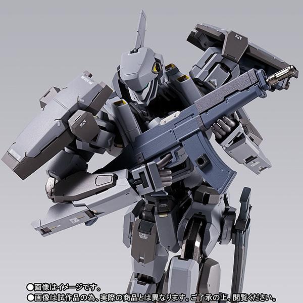 METAL BUILD『ガーンズバック Ver.IV|フルメタル・パニック!IV』可動フィギュア