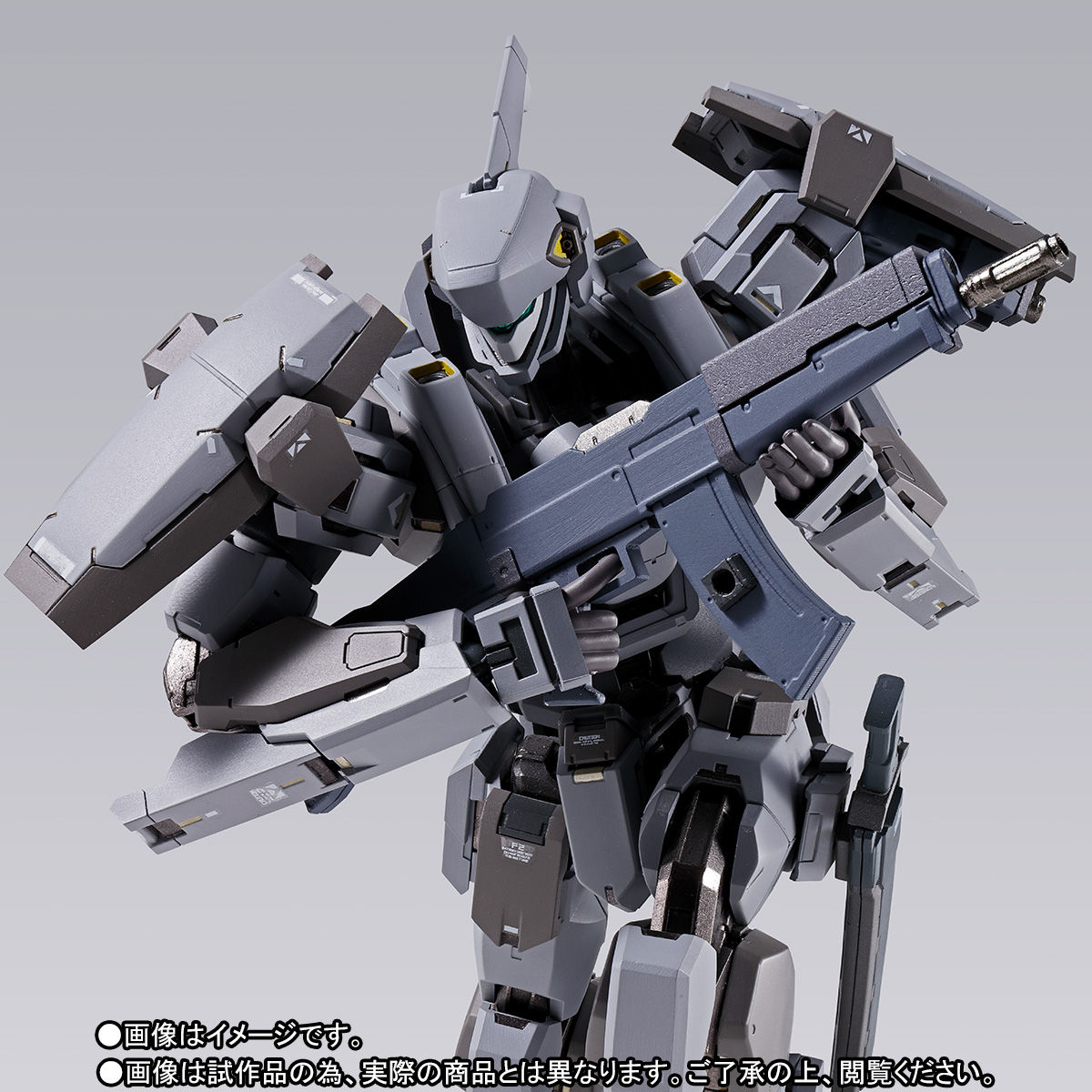 METAL BUILD『ガーンズバック Ver.IV|フルメタル・パニック!IV』可動フィギュア-001