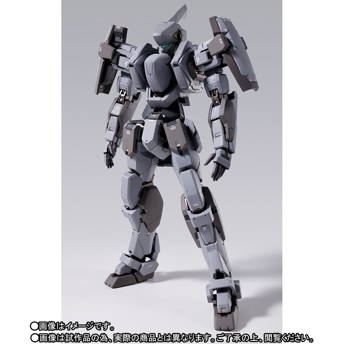 METAL BUILD『ガーンズバック Ver.IV|フルメタル・パニック!IV』可動フィギュア-004