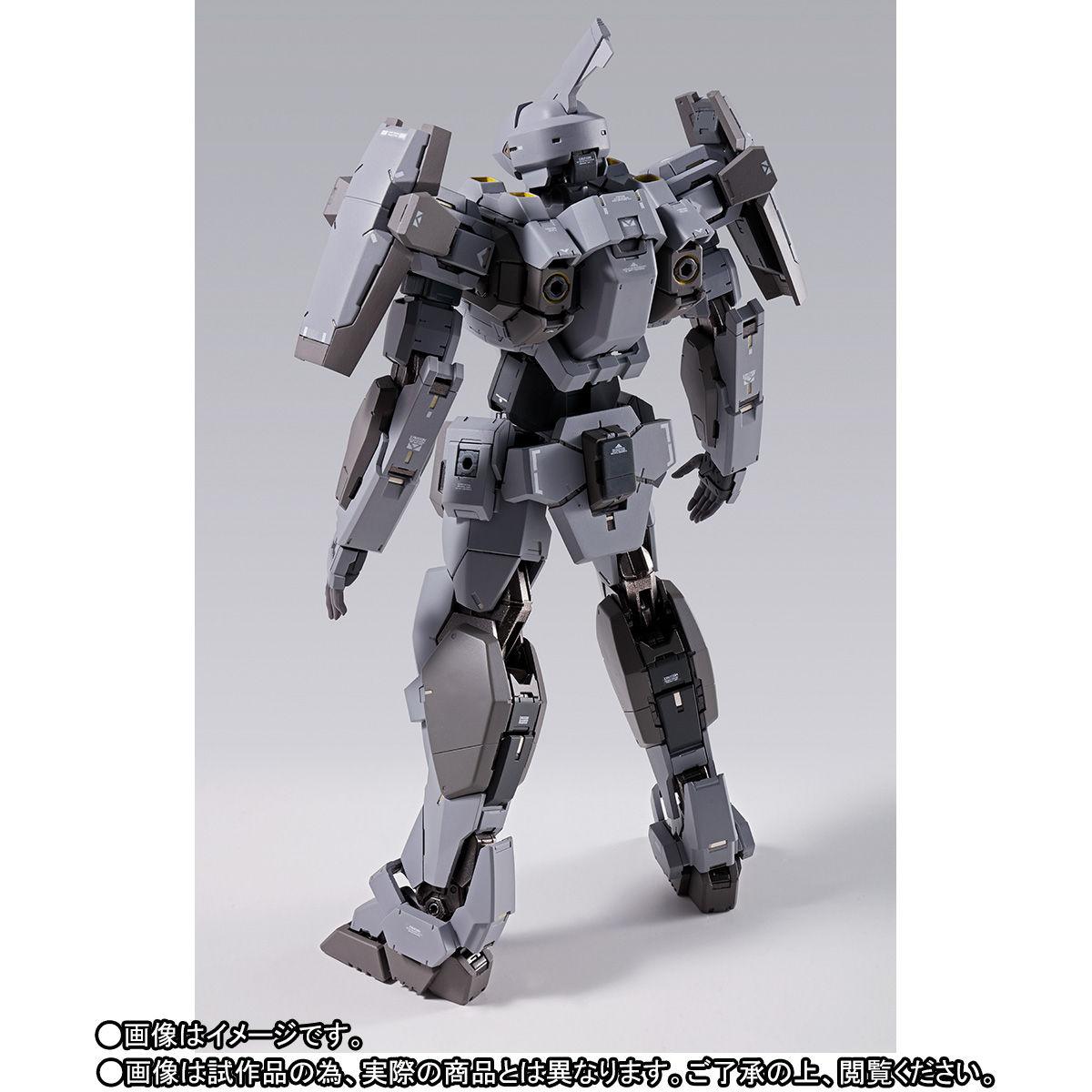 METAL BUILD『ガーンズバック Ver.IV|フルメタル・パニック!IV』可動フィギュア-005