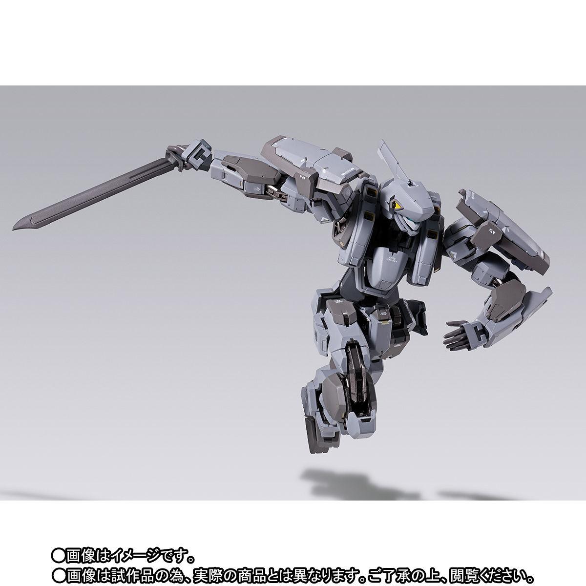 METAL BUILD『ガーンズバック Ver.IV|フルメタル・パニック!IV』可動フィギュア-006