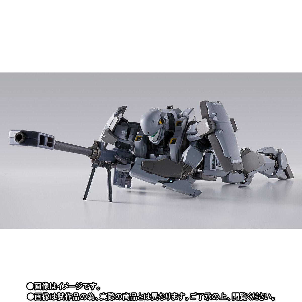 METAL BUILD『ガーンズバック Ver.IV|フルメタル・パニック!IV』可動フィギュア-007