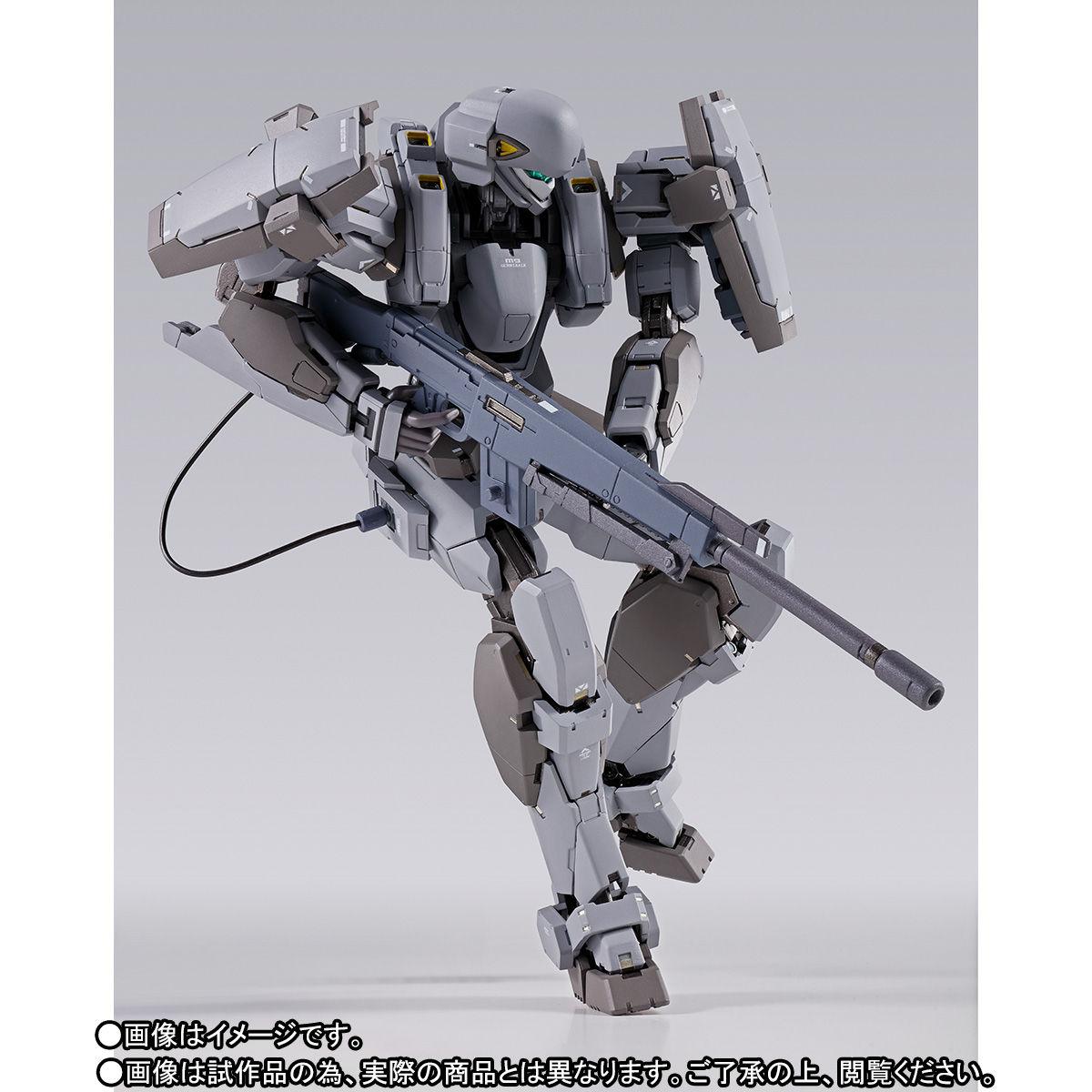 METAL BUILD『ガーンズバック Ver.IV|フルメタル・パニック!IV』可動フィギュア-008