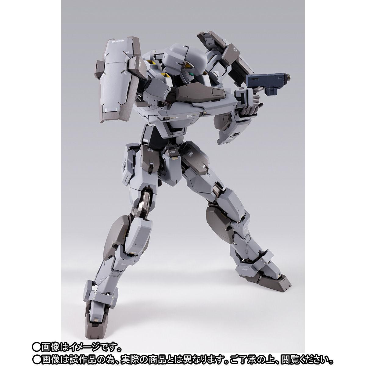 METAL BUILD『ガーンズバック Ver.IV|フルメタル・パニック!IV』可動フィギュア-009