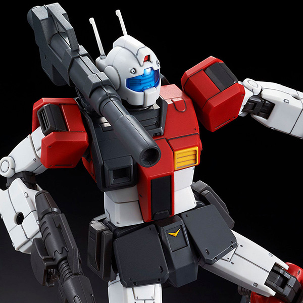 HG 1/144『ジム・キャノン(空間突撃仕様)』機動戦士ガンダム THE ORIGIN MSD プラモデル
