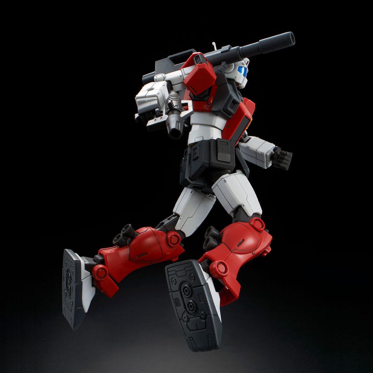 HG 1/144『ジム・キャノン(空間突撃仕様)』機動戦士ガンダム THE ORIGIN MSD プラモデル-002