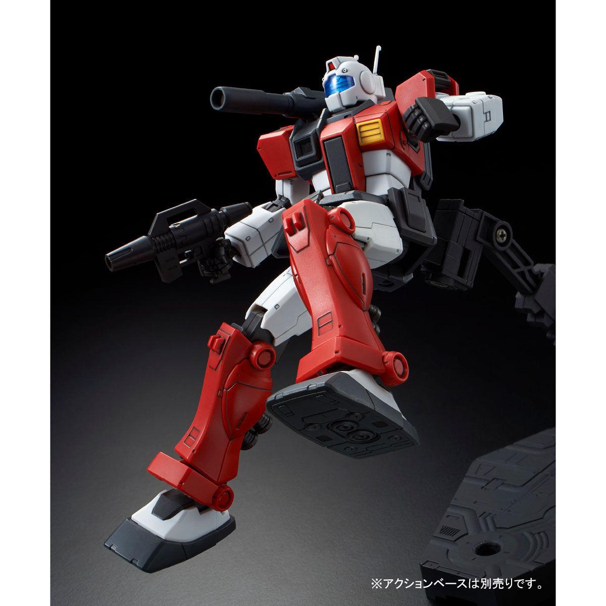 HG 1/144『ジム・キャノン(空間突撃仕様)』機動戦士ガンダム THE ORIGIN MSD プラモデル-005