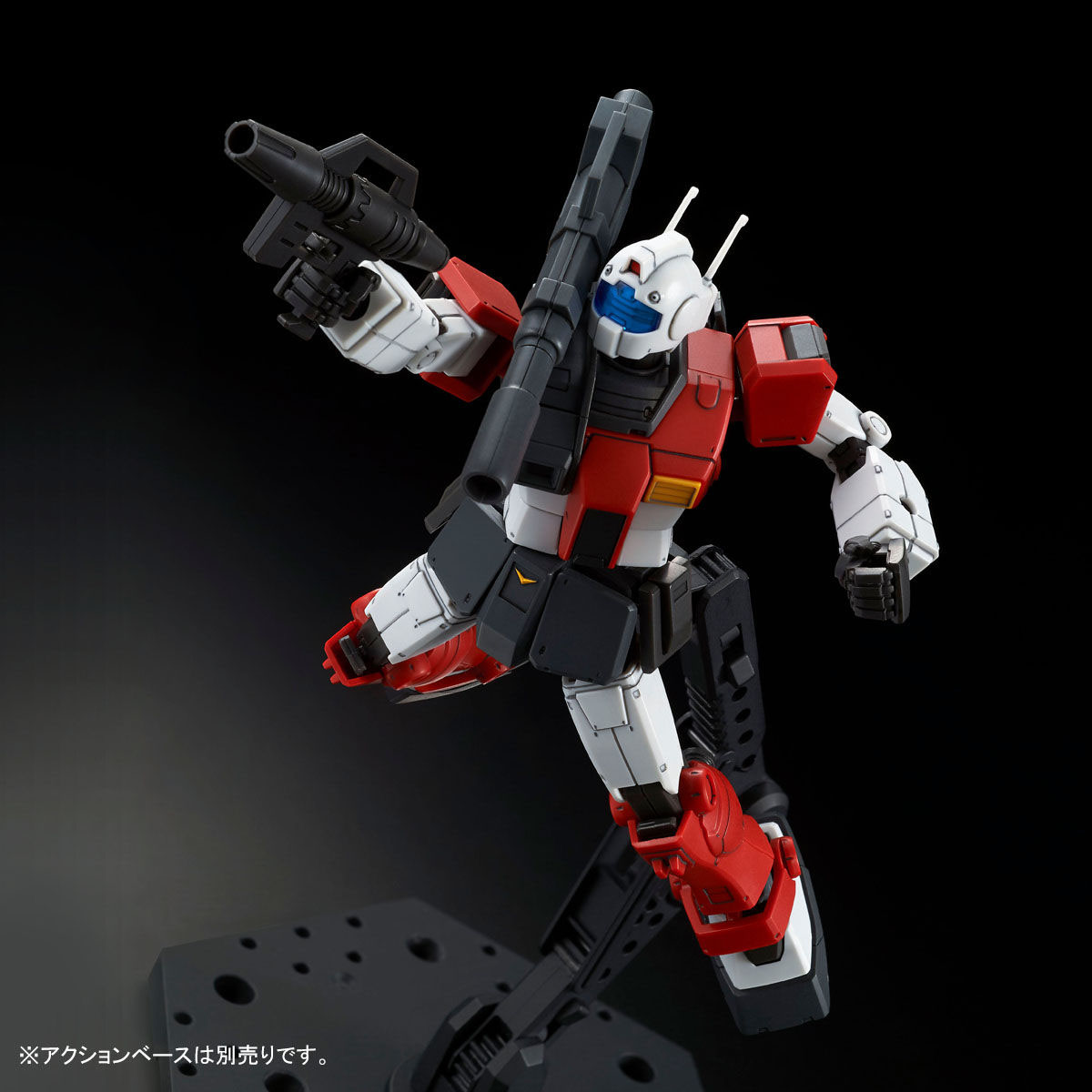 HG 1/144『ジム・キャノン(空間突撃仕様)』機動戦士ガンダム THE ORIGIN MSD プラモデル-007