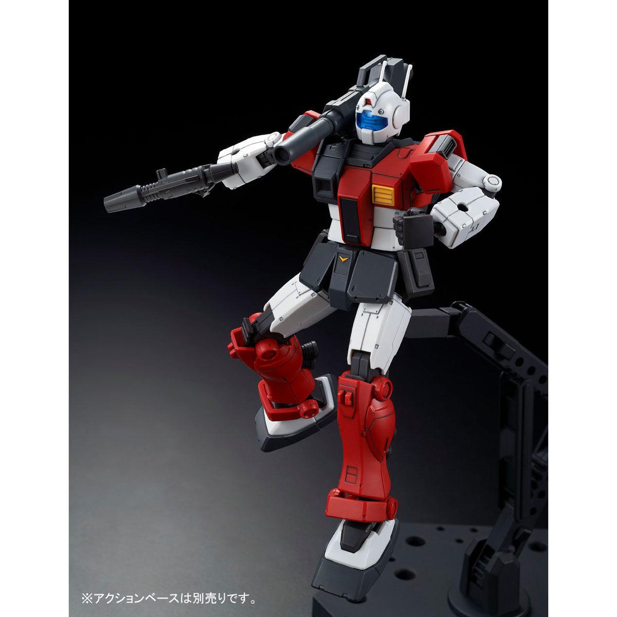 HG 1/144『ジム・キャノン(空間突撃仕様)』機動戦士ガンダム THE ORIGIN MSD プラモデル-008