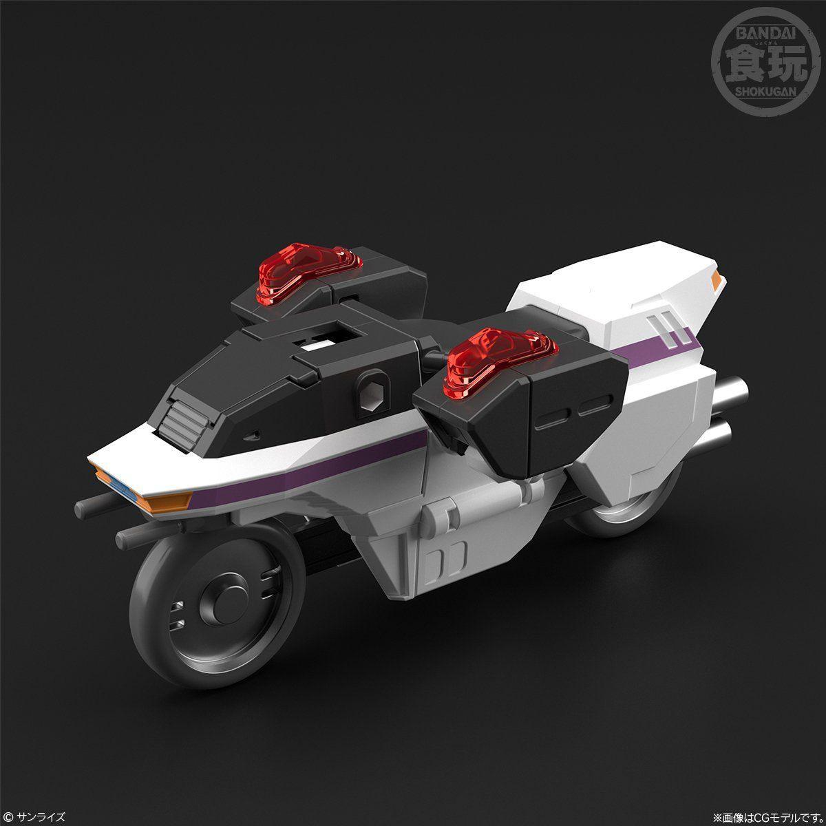 【食玩】スーパーミニプラ『ビッグボルフォッグ』勇者王ガオガイガー プラモデル-005