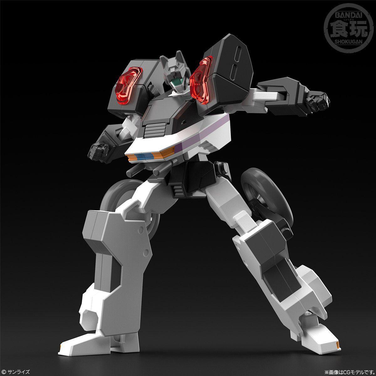 【食玩】スーパーミニプラ『ビッグボルフォッグ』勇者王ガオガイガー プラモデル-006