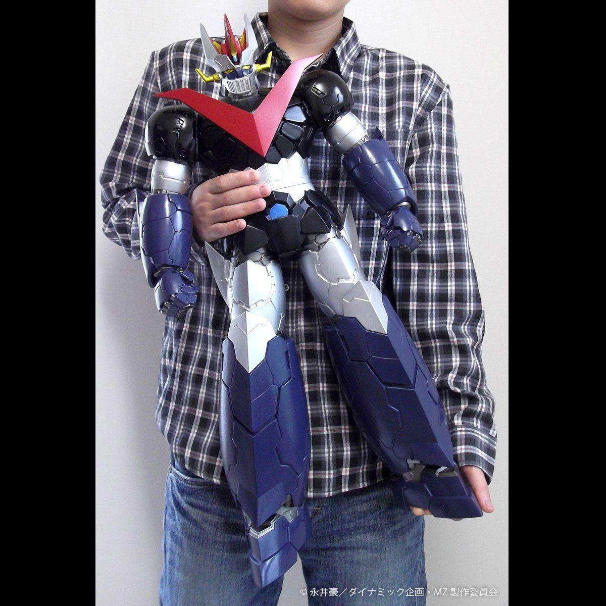 ジャンボソフビフィギュア『グレートマジンガー(INFINITY)』完成品フィギュア-009