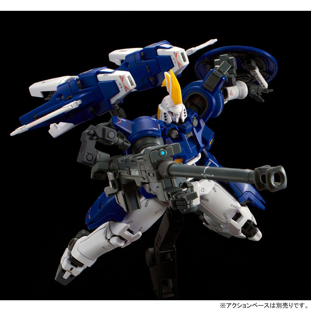 RG 1/144『トールギスⅡ』新機動戦記ガンダムW プラモデル-003