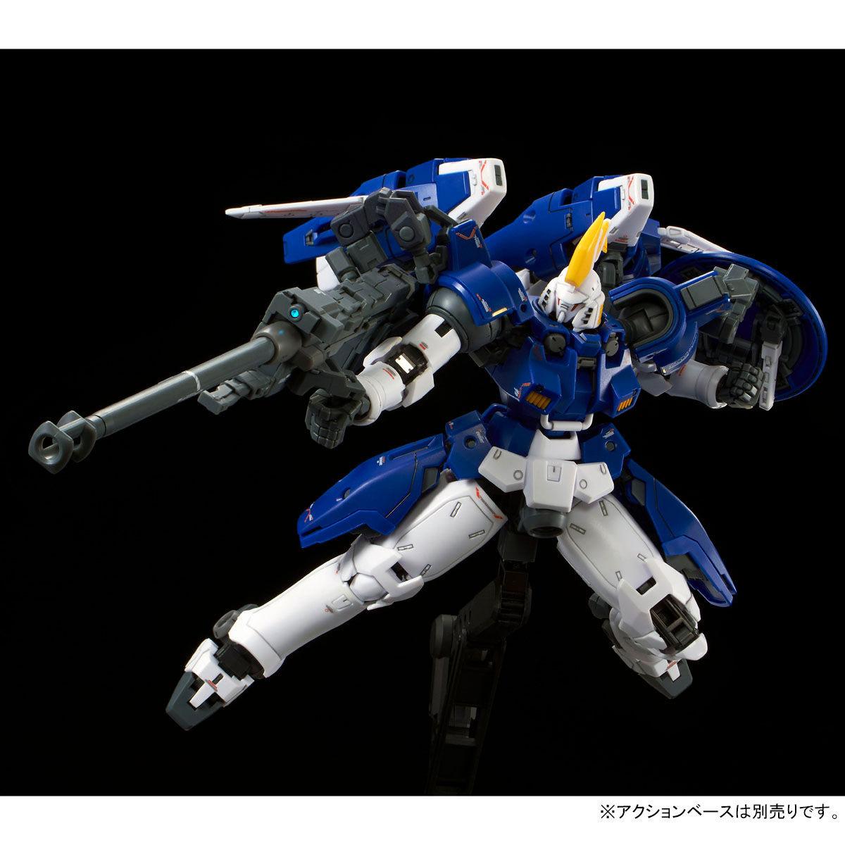 RG 1/144『トールギスⅡ』新機動戦記ガンダムW プラモデル-004
