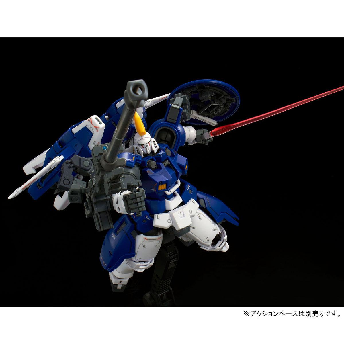 RG 1/144『トールギスⅡ』新機動戦記ガンダムW プラモデル-007