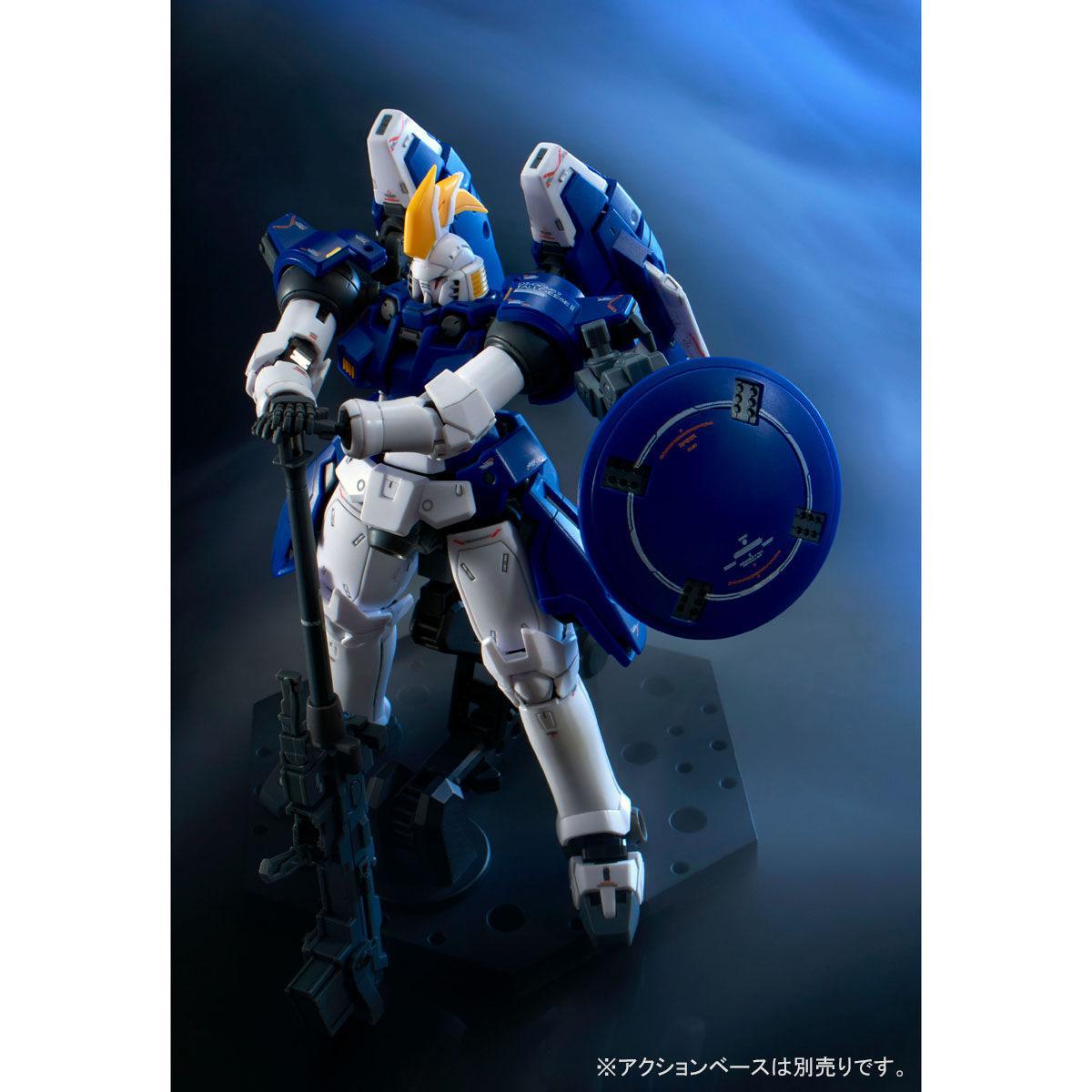RG 1/144『トールギスⅡ』新機動戦記ガンダムW プラモデル-008