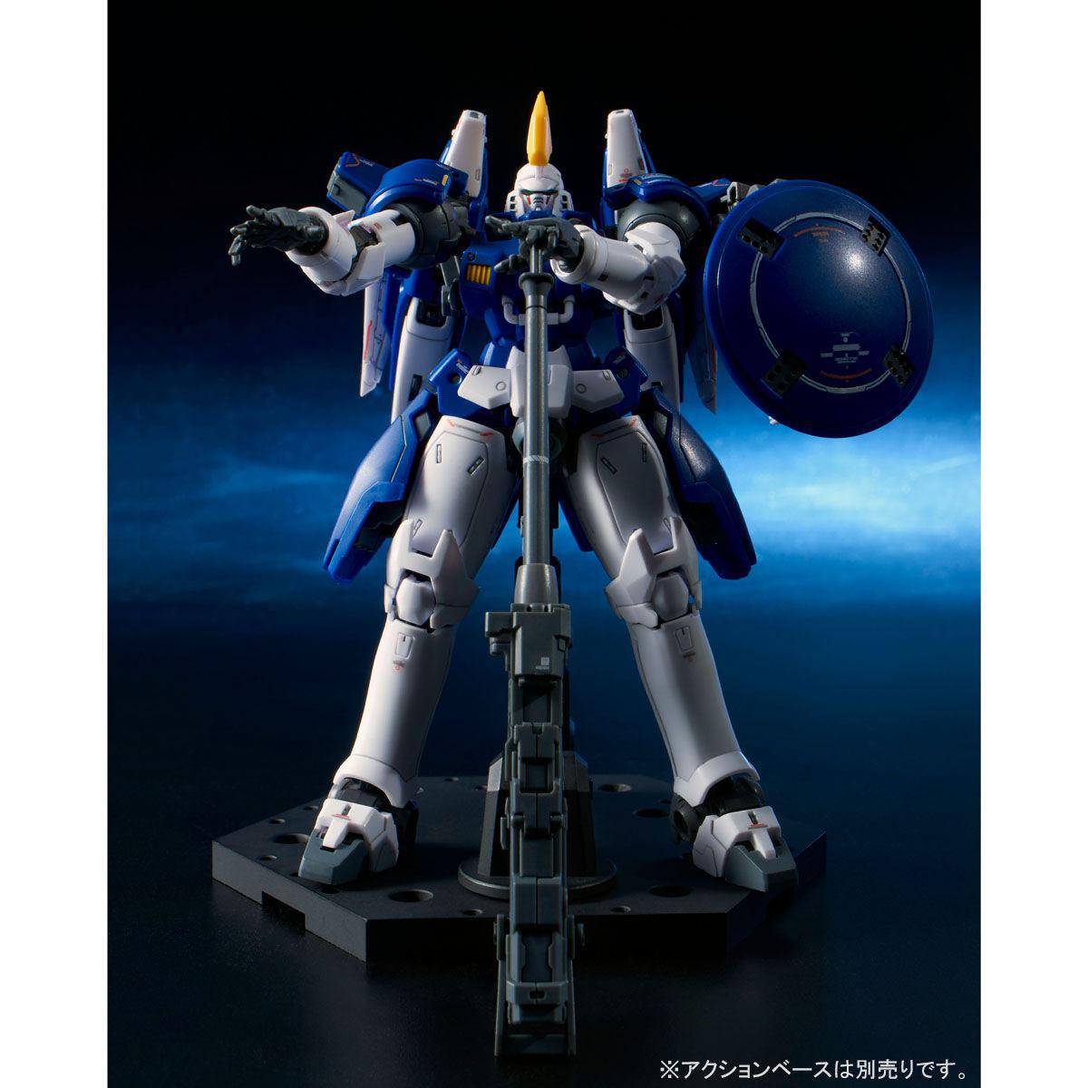 RG 1/144『トールギスⅡ』新機動戦記ガンダムW プラモデル-009