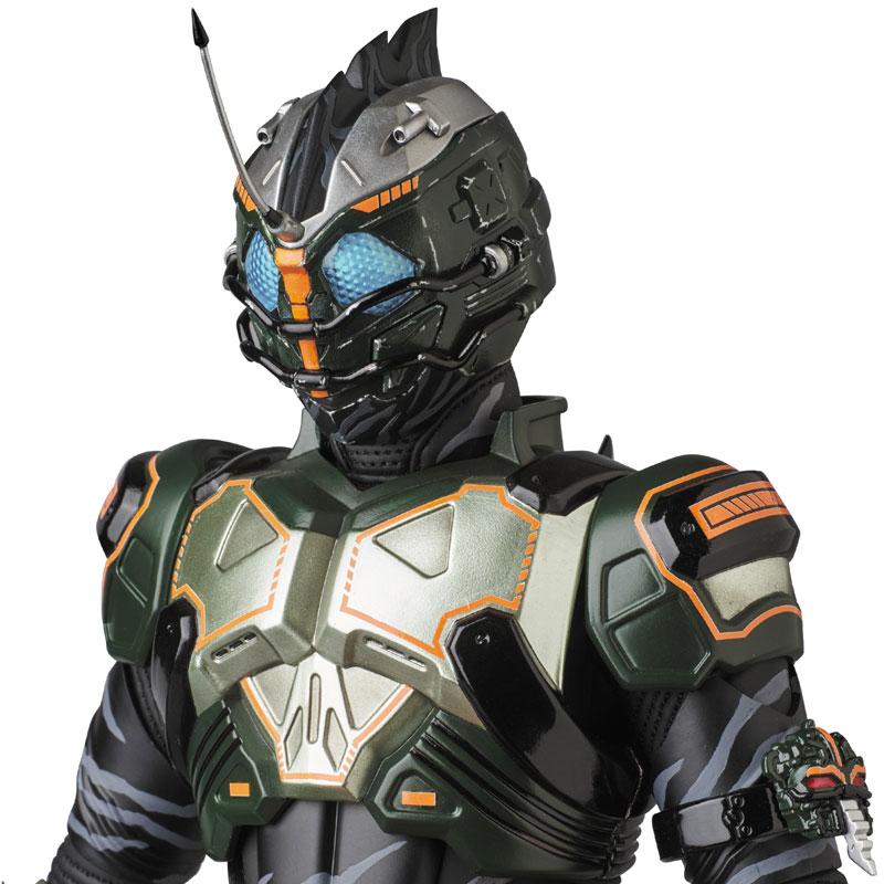 リアルアクションヒーローズ No.780 RAH GENESIS『仮面ライダーアマゾンネオアルファ』可動フィギュア-003