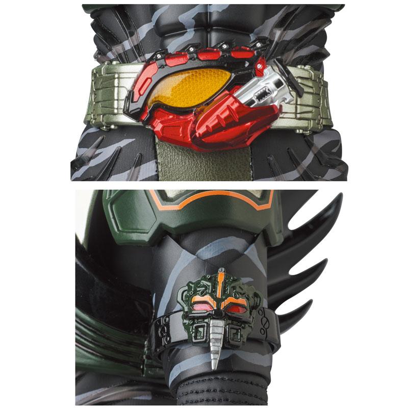 リアルアクションヒーローズ No.780 RAH GENESIS『仮面ライダーアマゾンネオアルファ』可動フィギュア-011