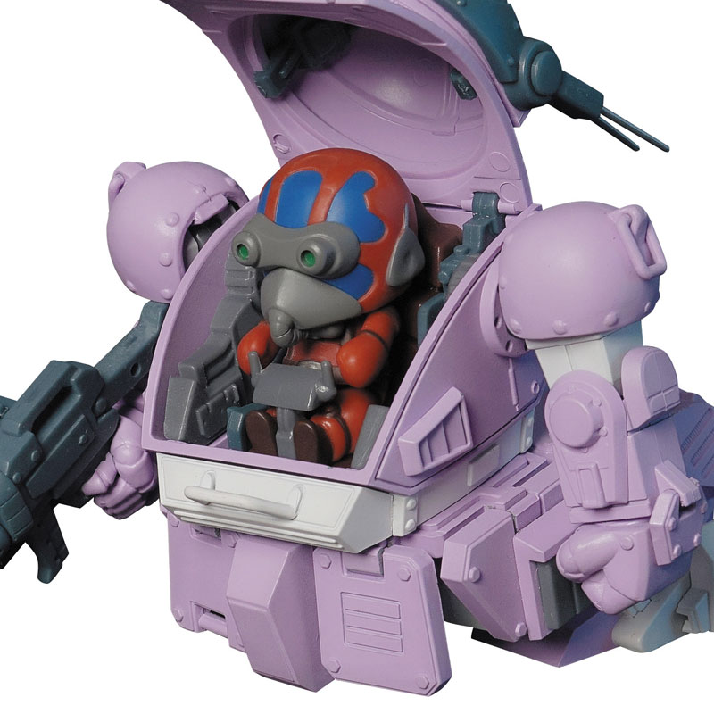 Robonimo『ATM-09-ST スコープドッグ(メルキア軍カラー)』装甲騎兵ボトムズ デフォルメ可動フィギュア-004