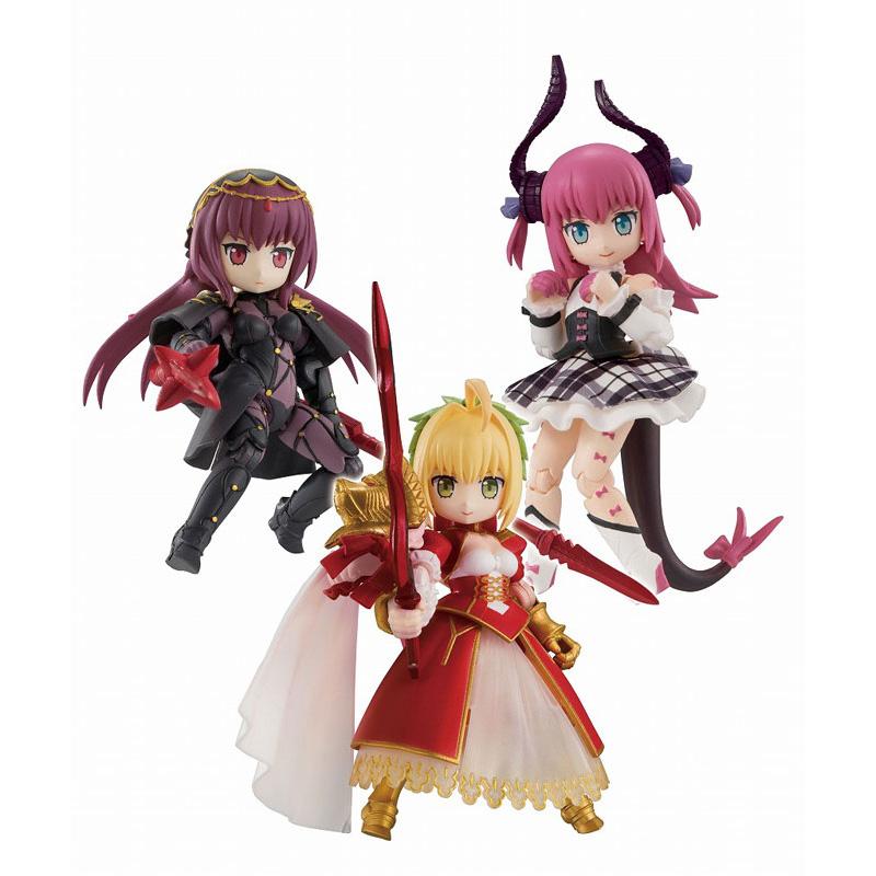 デスクトップアーミー『Fate/Grand Order 第2弾』3個入りBOX