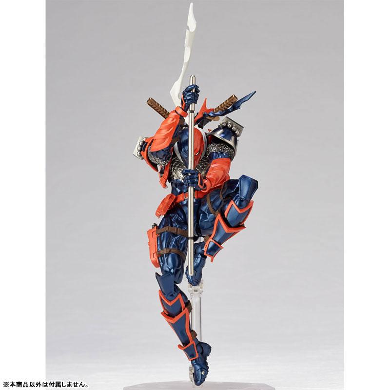 フィギュアコンプレックス アメイジング・ヤマグチ No.011『デスストローク』DCコミックス 可動フィギュア-006
