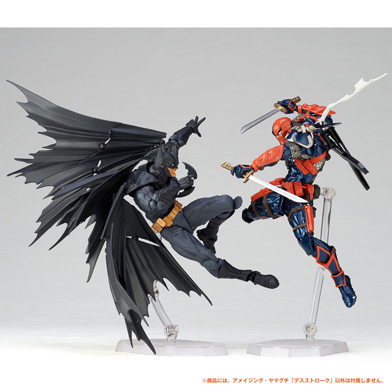 フィギュアコンプレックス アメイジング・ヤマグチ No.011『デスストローク』DCコミックス 可動フィギュア-010