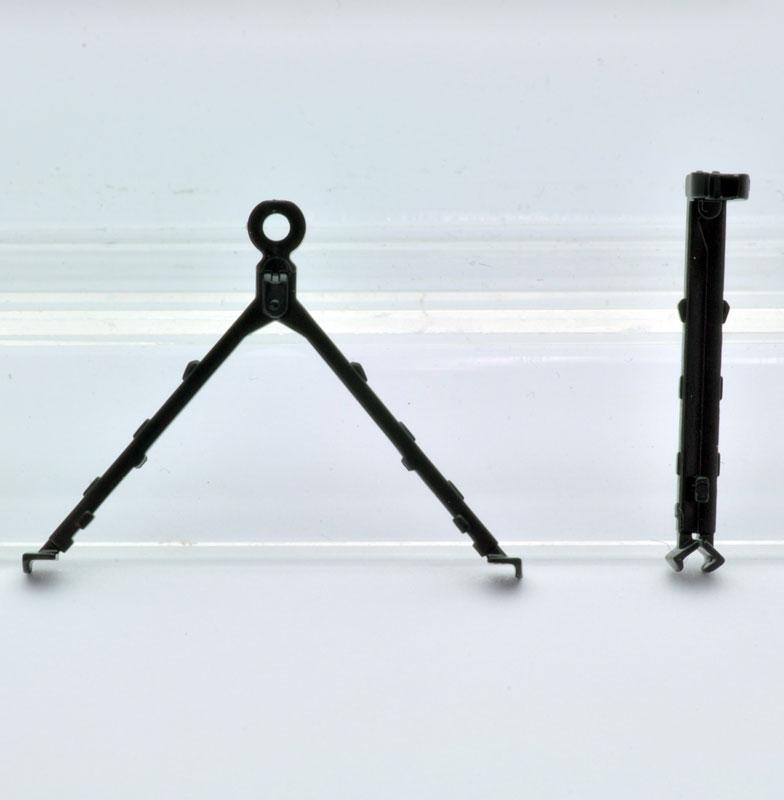 リトルアーモリー  LA046『5.56mm機関銃』1/12 プラモデル-005