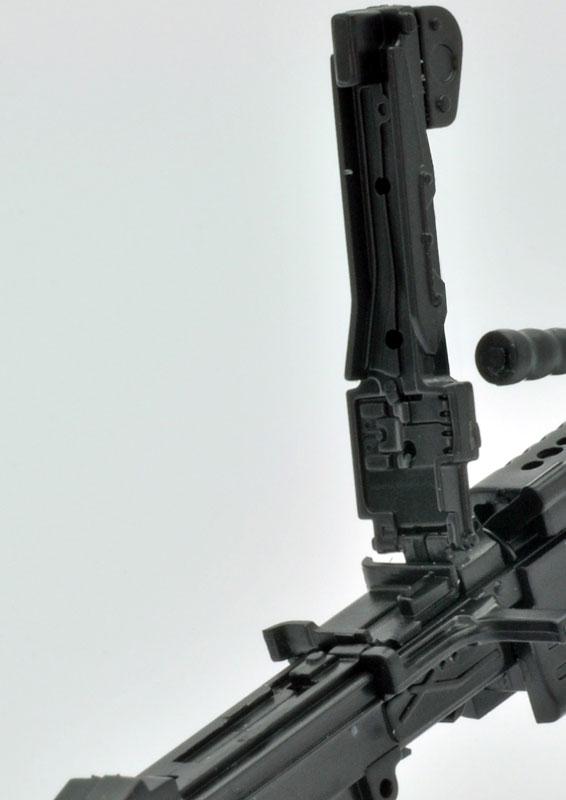 リトルアーモリー  LA046『5.56mm機関銃』1/12 プラモデル-009