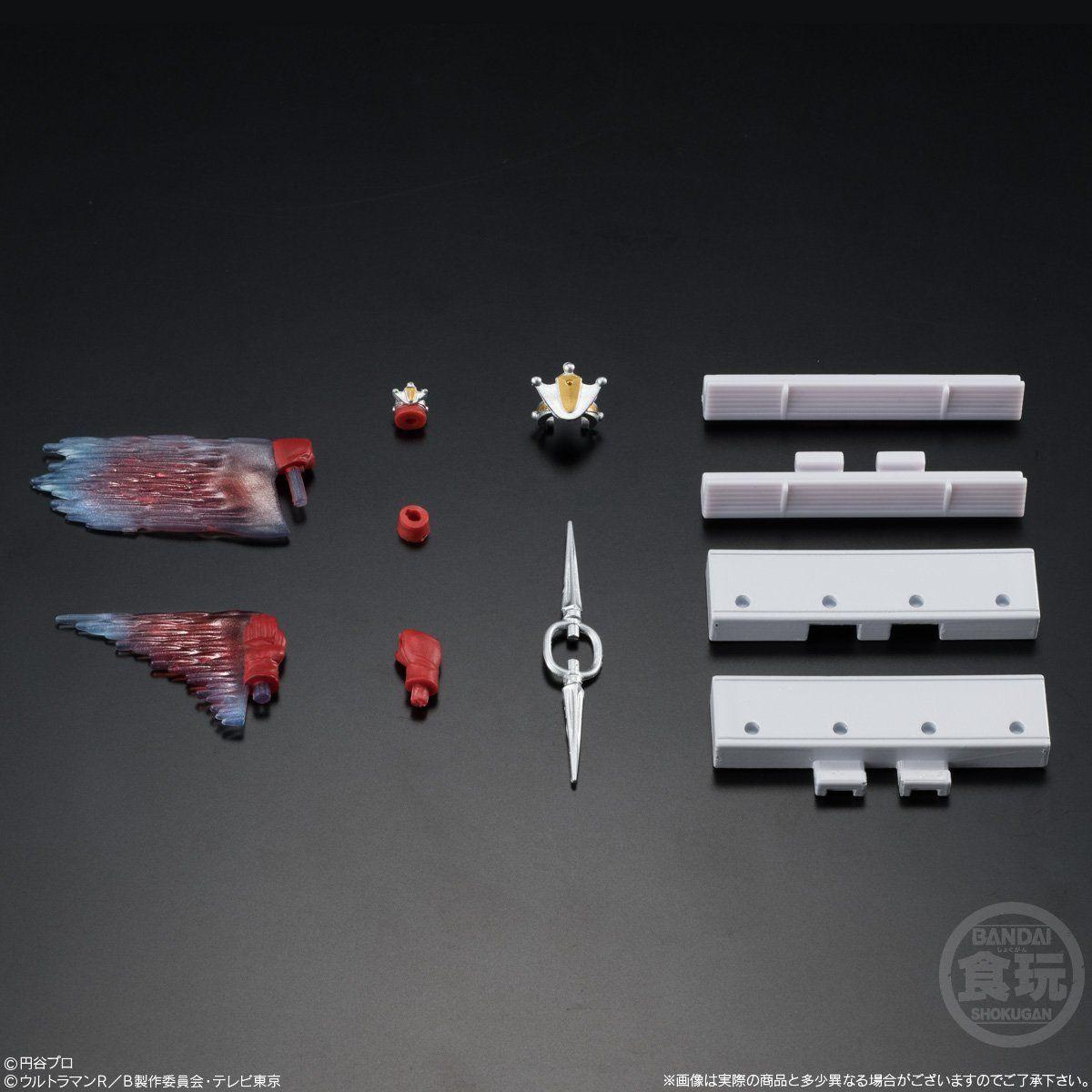 【食玩】『超動ウルトラマン2』可動フィギュア 10個入りBOX-007