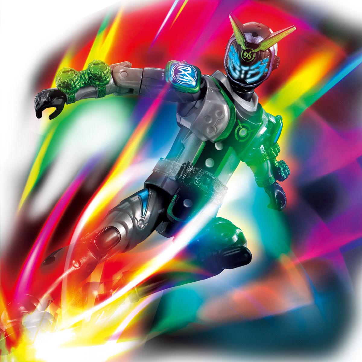 RKFライダーアーマーシリーズ『仮面ライダーウォズ』仮面ライダージオウ 可動フィギュア-006