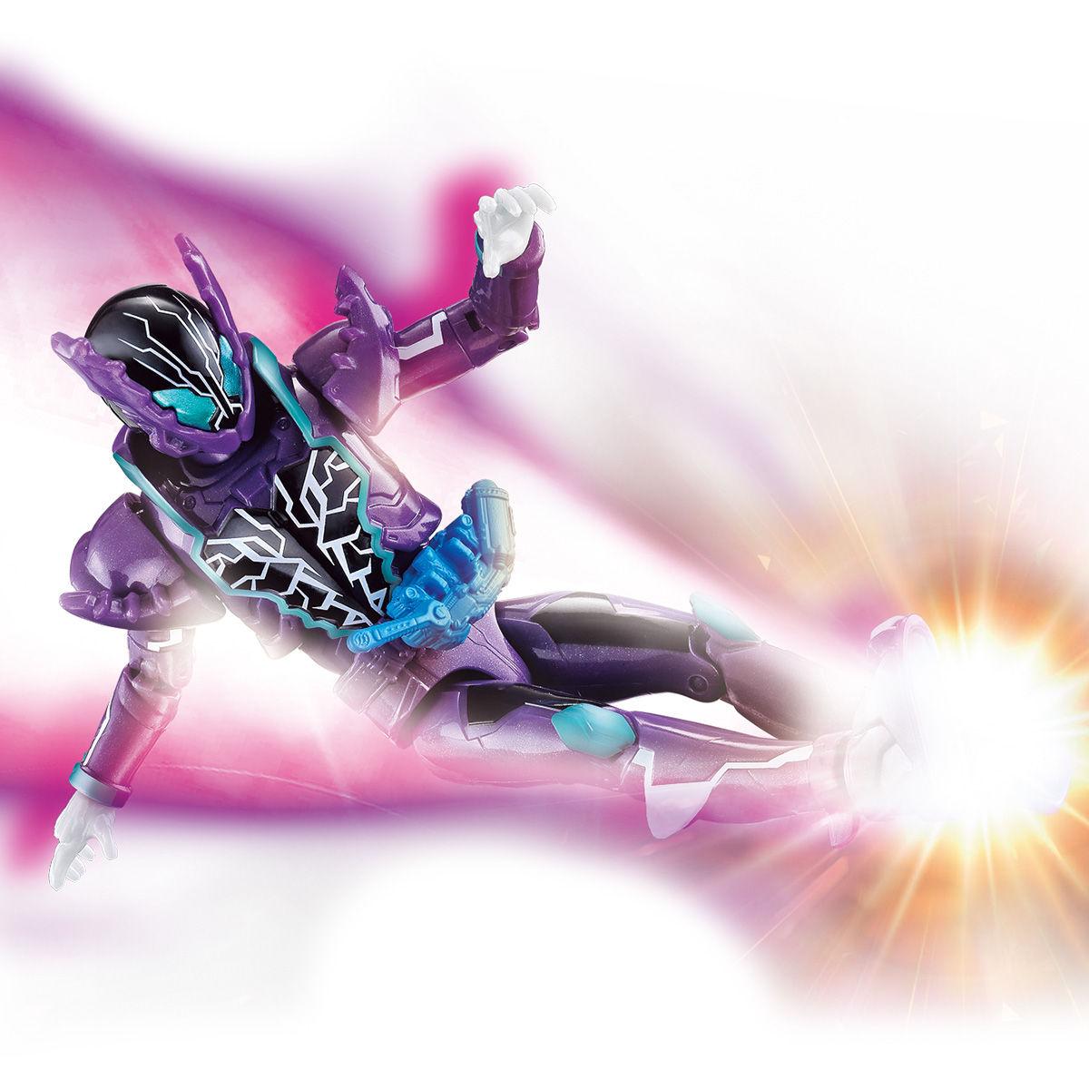 RKFレジェンドライダーシリーズ『仮面ライダーローグ』可動フィギュア-006