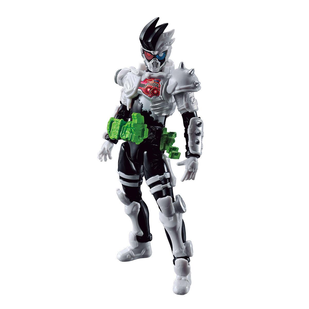 RKFレジェンドライダーシリーズ『仮面ライダーゲンム ゾンビゲーマー』可動フィギュア-001