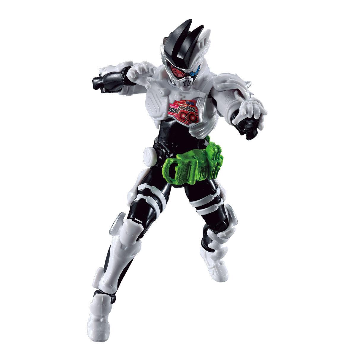 RKFレジェンドライダーシリーズ『仮面ライダーゲンム ゾンビゲーマー』可動フィギュア-002