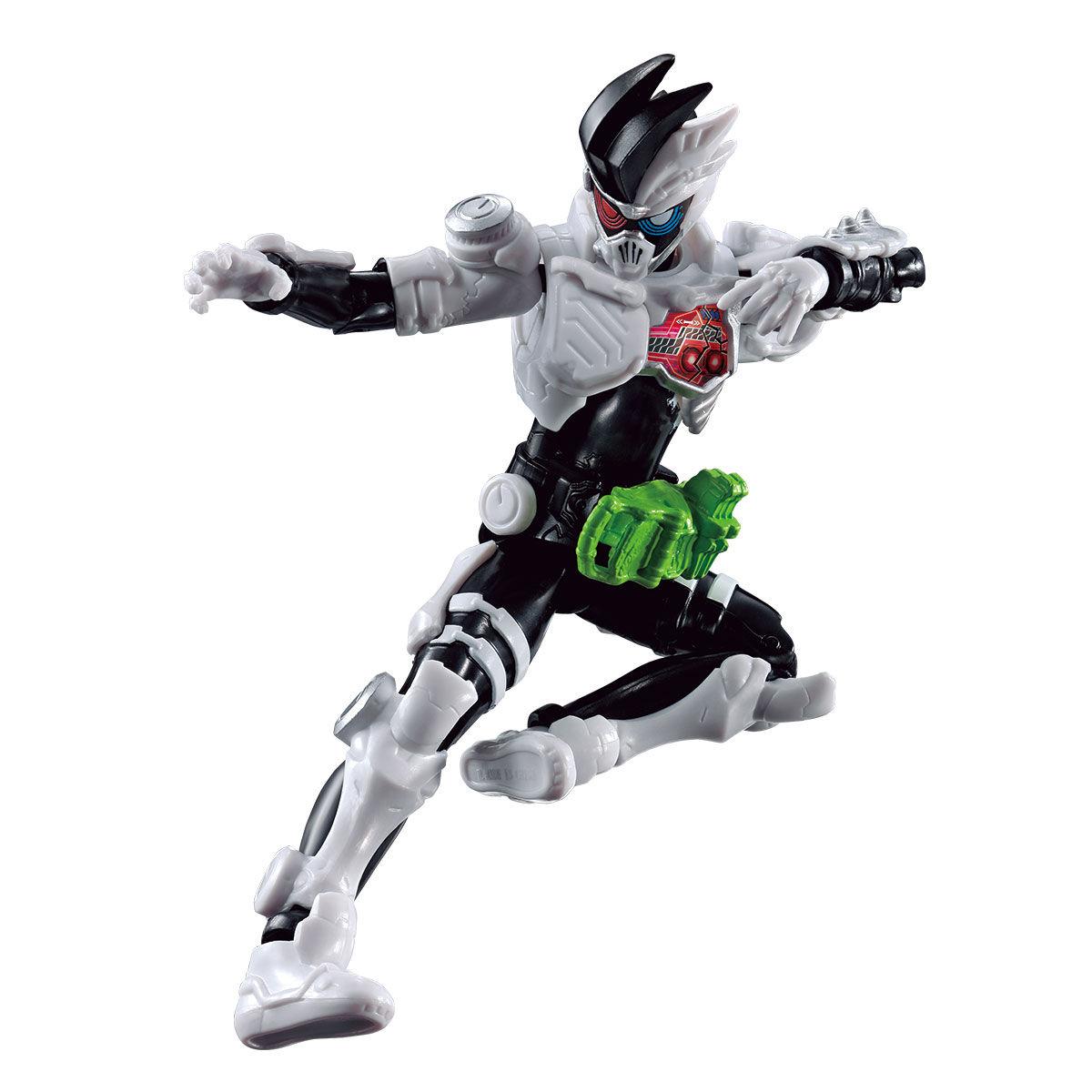 RKFレジェンドライダーシリーズ『仮面ライダーゲンム ゾンビゲーマー』可動フィギュア-004