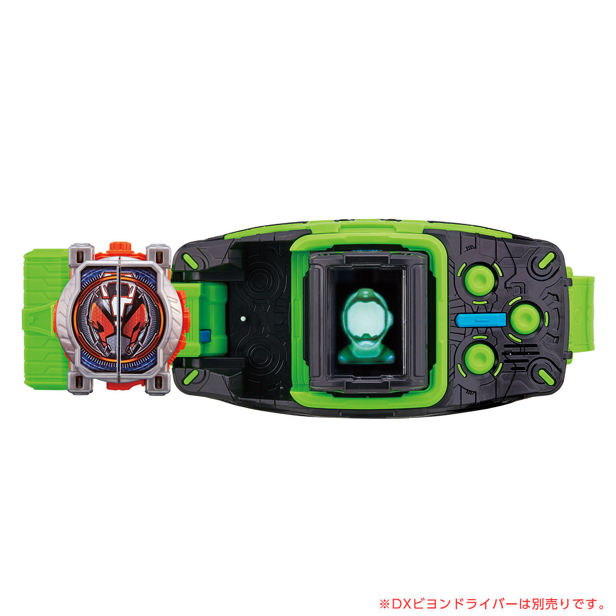 仮面ライダージオウ『DXクイズミライドウォッチ』変身なりきり-004