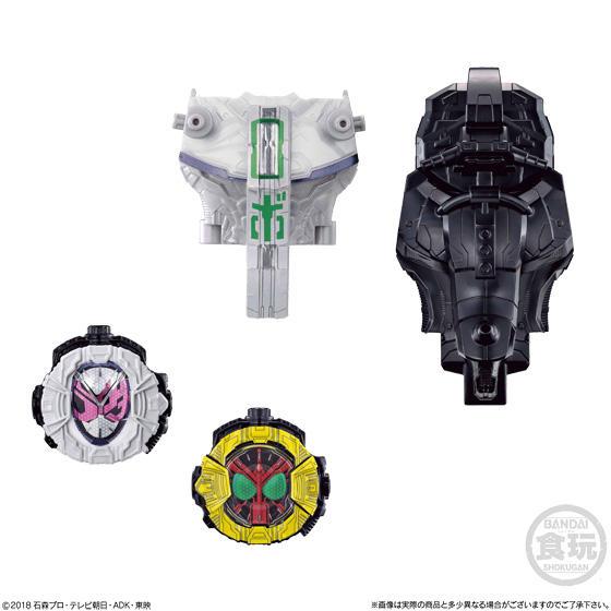 【食玩】装動『仮面ライダージオウ EX』セット 可動フィギュア-003