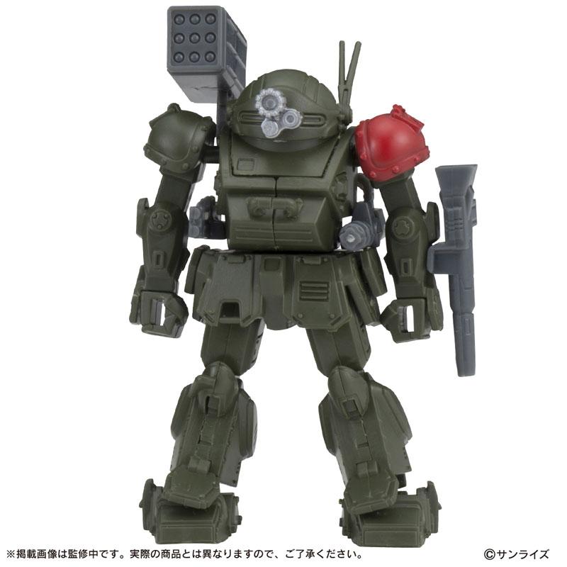 ガシャプラ『装甲騎兵ボトムズ02』ガシャポン 10個入りBOX-001