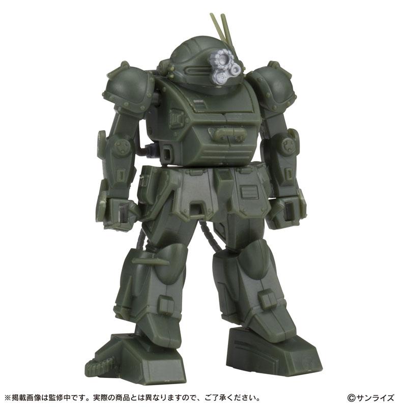 ガシャプラ『装甲騎兵ボトムズ02』ガシャポン 10個入りBOX-002