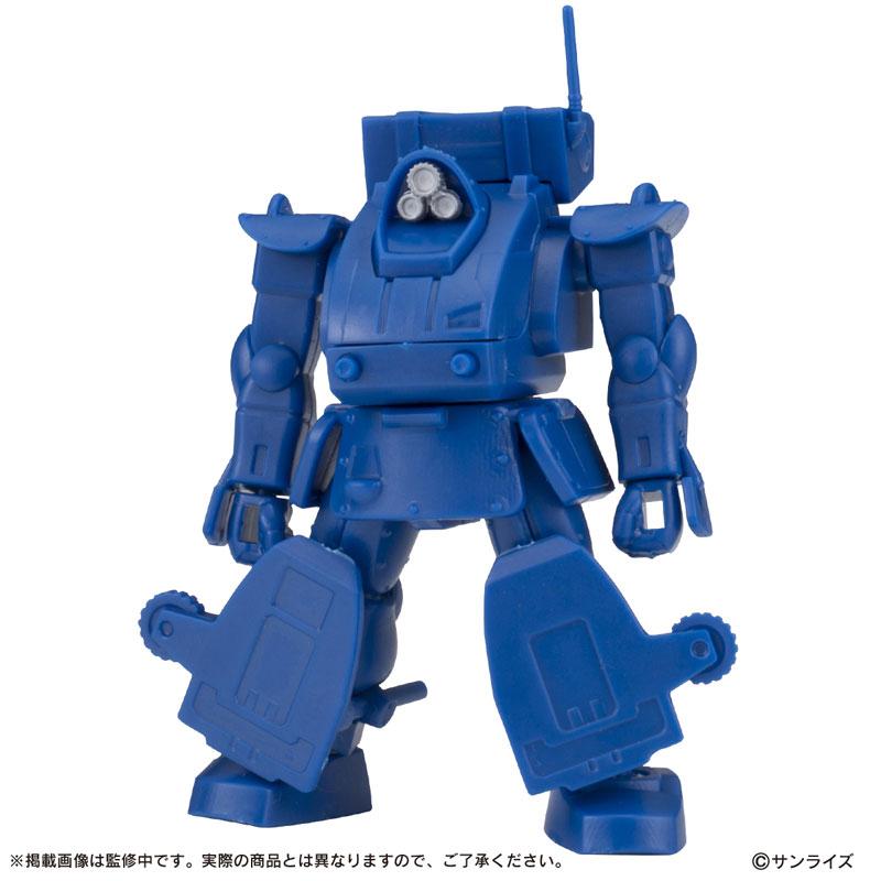 ガシャプラ『装甲騎兵ボトムズ02』ガシャポン 10個入りBOX-003