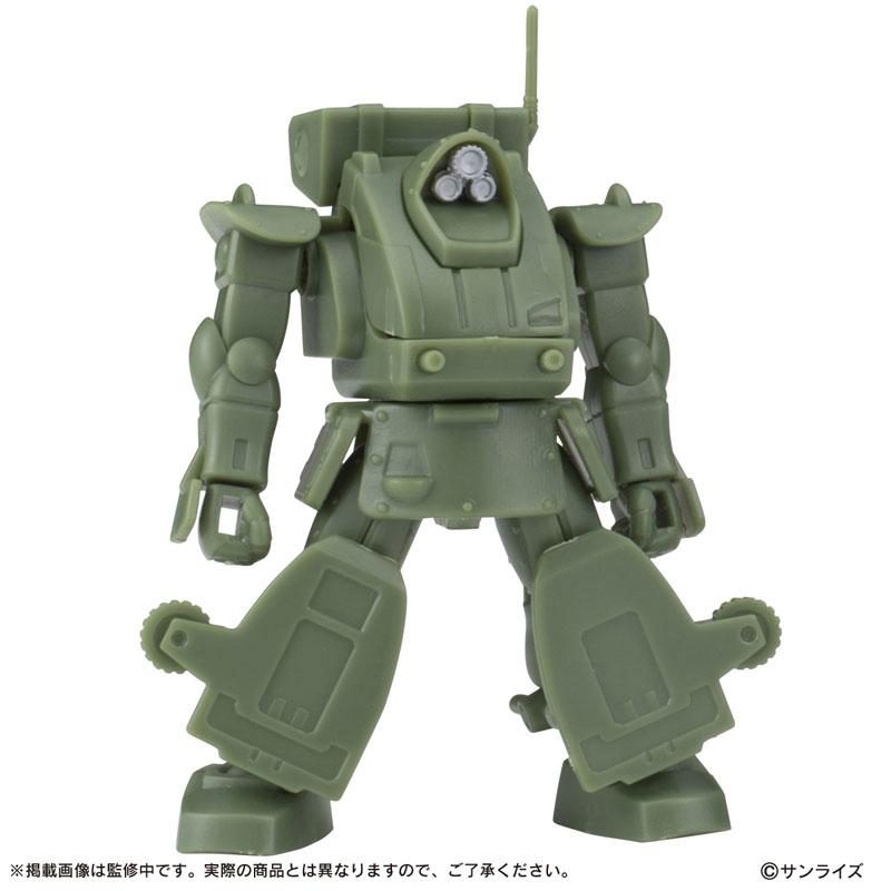 ガシャプラ『装甲騎兵ボトムズ02』ガシャポン 10個入りBOX-004