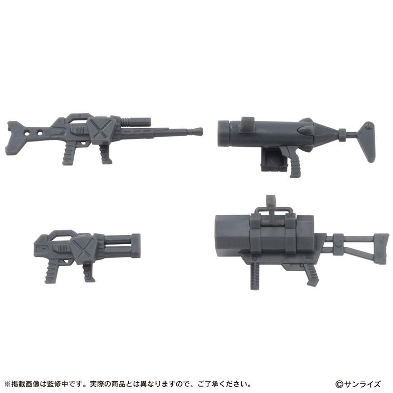 ガシャプラ『装甲騎兵ボトムズ02』ガシャポン 10個入りBOX-005