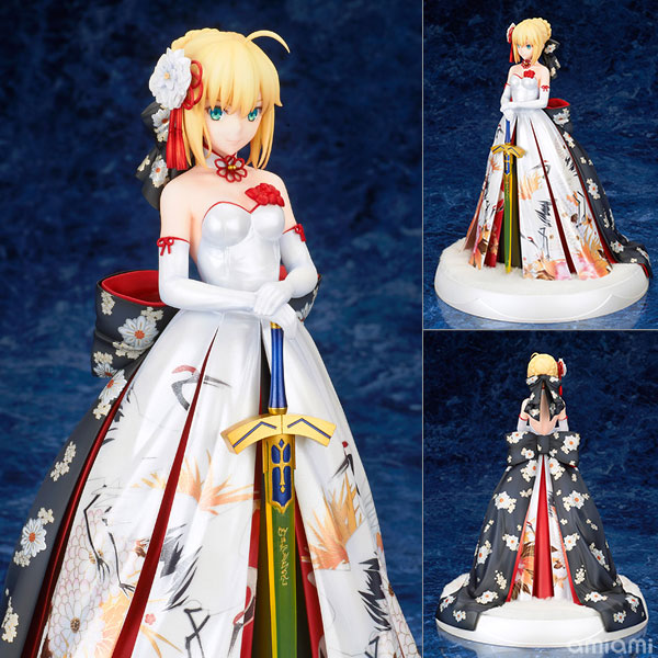 Fate/stay night『セイバー 着物ドレスVer.』1/7 完成品フィギュア
